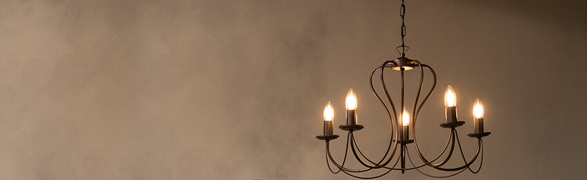 Lámparas colgantes clásicas