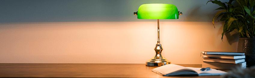 Lámparas de notario