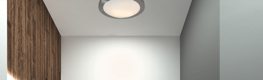 Lámparas de techo para baño