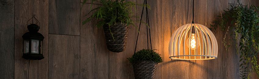 Lámparas colgantes de pasillo