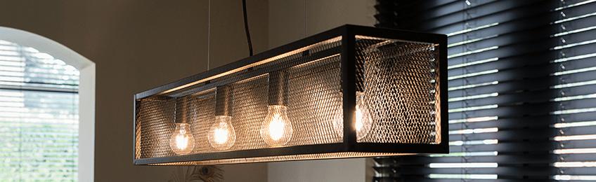 Lámparas colgantes industriales
