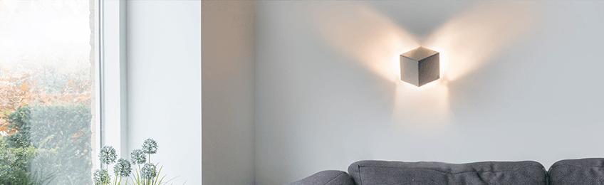 Lámparas de salón modernas
