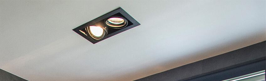 Focos de techo LED