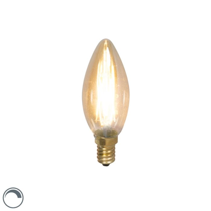 Bombilla-vela-filamento-LED-regulable-E14-3.5W-200lm-2100K