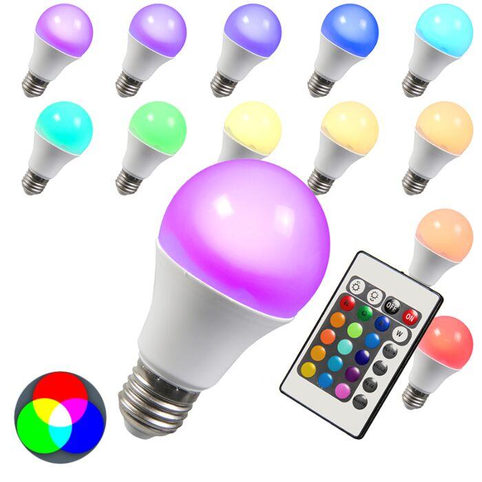 Bombilla-LED-RGB-E27-3W