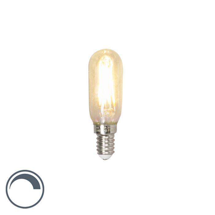 Bombilla-tubo-LED-E14-3.5W-310lm-regulable