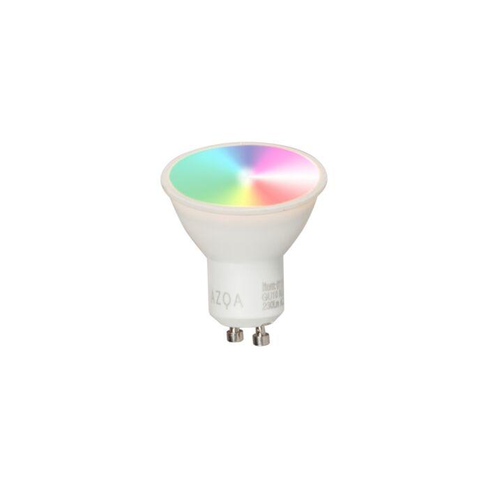Bombilla-LED-GU10-3.5W-RGBW