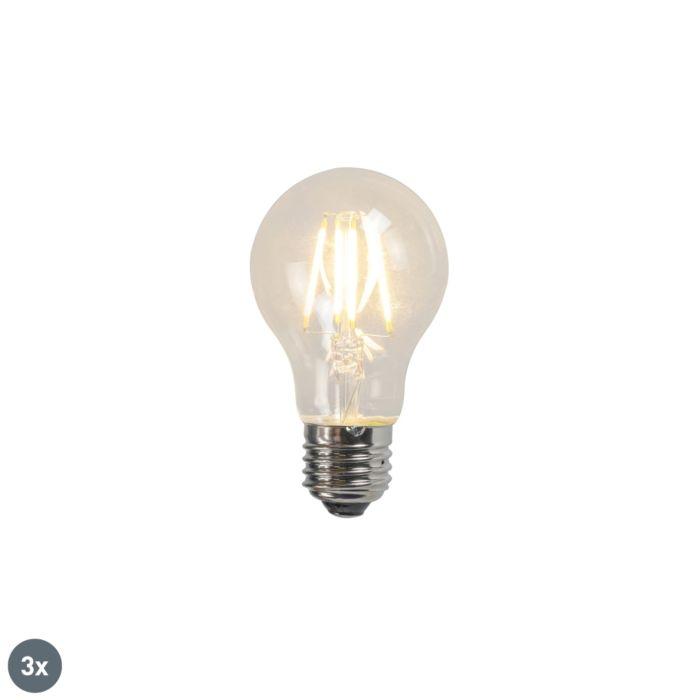 Set-3-bombillas-LED-filamento-A60-4W-2700K-transparente