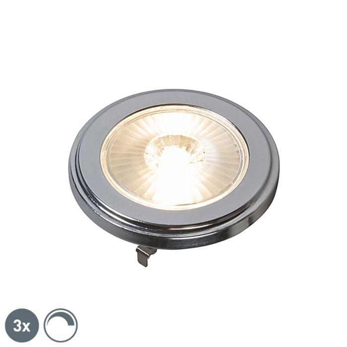Set-de-3-bombillas-LED-regulables-G53-10W-800LM-3000K