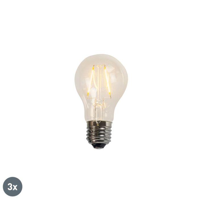 Set-3-bombillas-LED-filamento-transparente-A60-2W-2200K