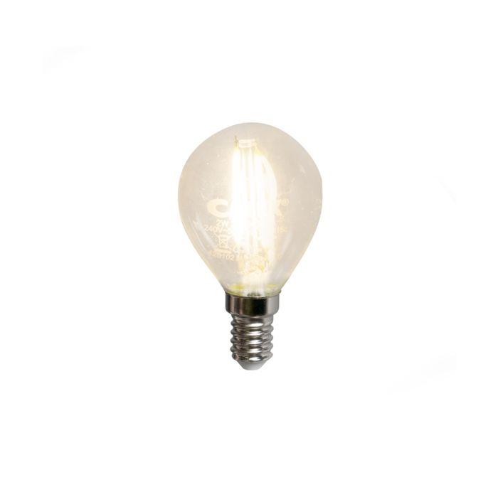 Bombilla-LED-filamento-esférica-P45-E14-2W-200-lúmenes