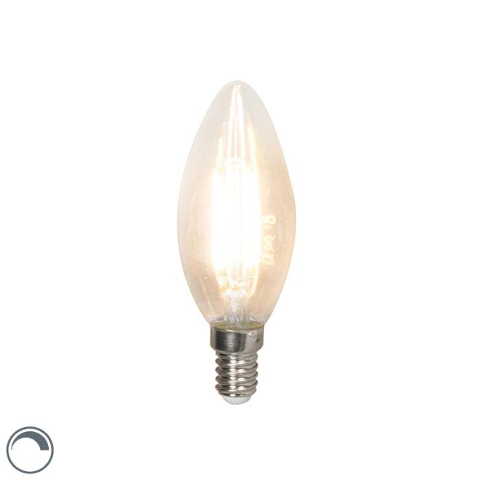 Bombilla-vela-filamento-LED-regulable-E14-B35-3.5W-350lm-2700K