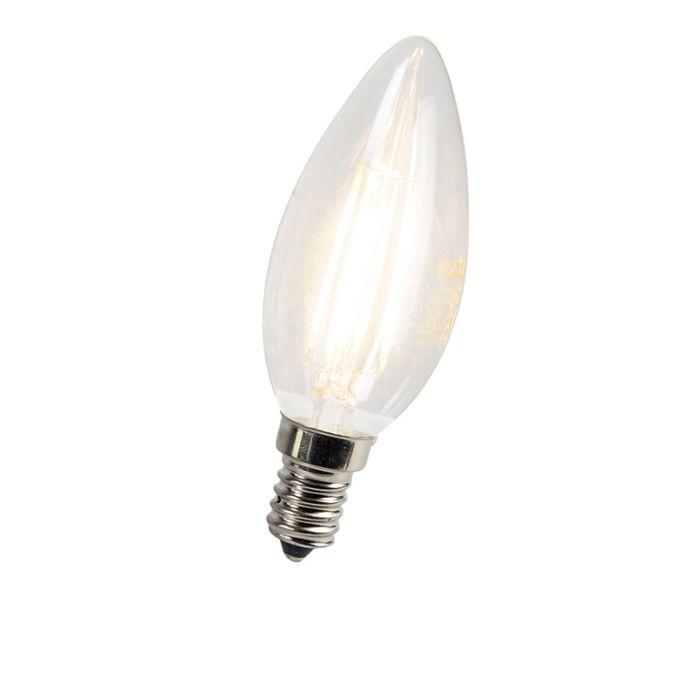 Bombilla-de-filamento-LED-E14-2W-300lm