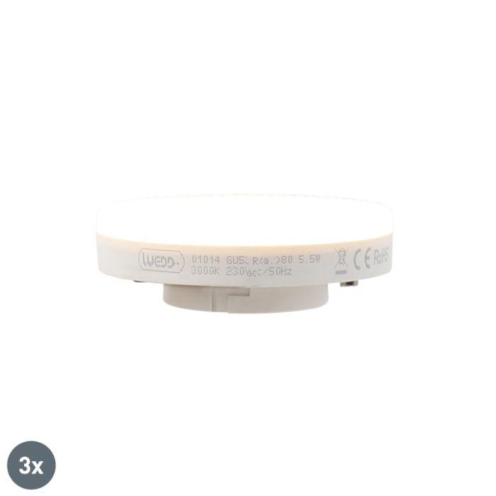 Set-de-3-bombillas-LED-GX53-5.5W-470-lumen-3000K