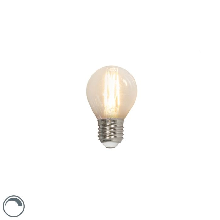 Bombilla-filamento-E27-regulable-LED-P45-3.5W-350lm-2700K