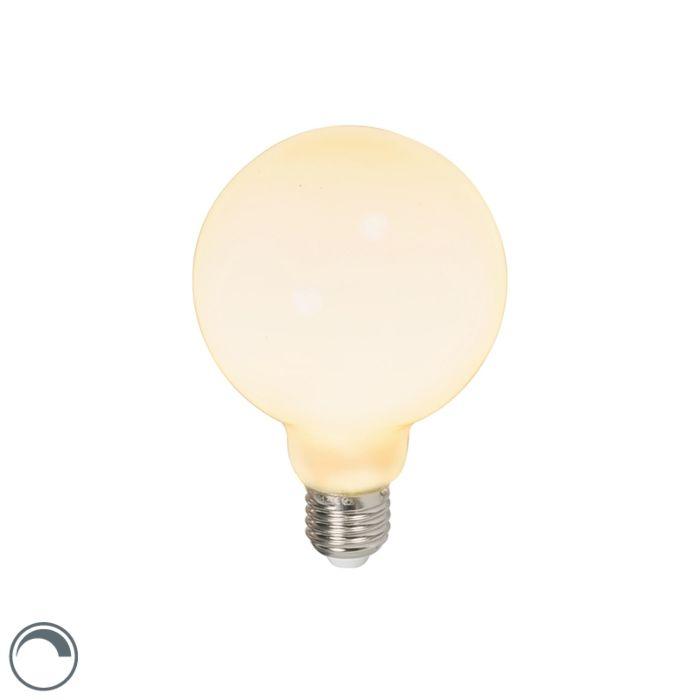 Bombilla-LED-G95-regulable-E27-6W-650lm-2700K