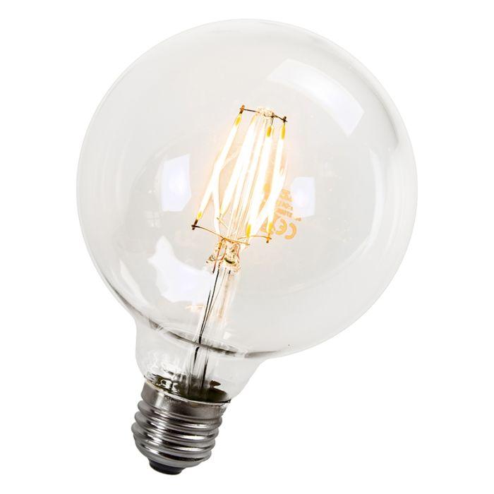 Bombilla-de-filamento-LED-globo-95mm-E27-4W-470-lúmenes
