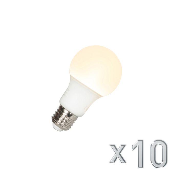Set-de-10-bombillas-LED-A60-E27-9W-3000K