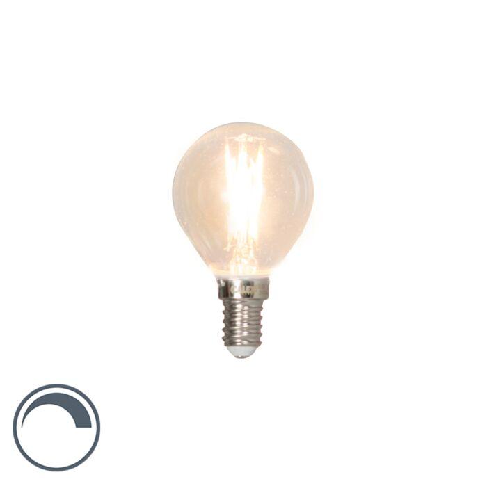 Bombilla-filamento-LED-E14-3W-350lm-2700K-regulable