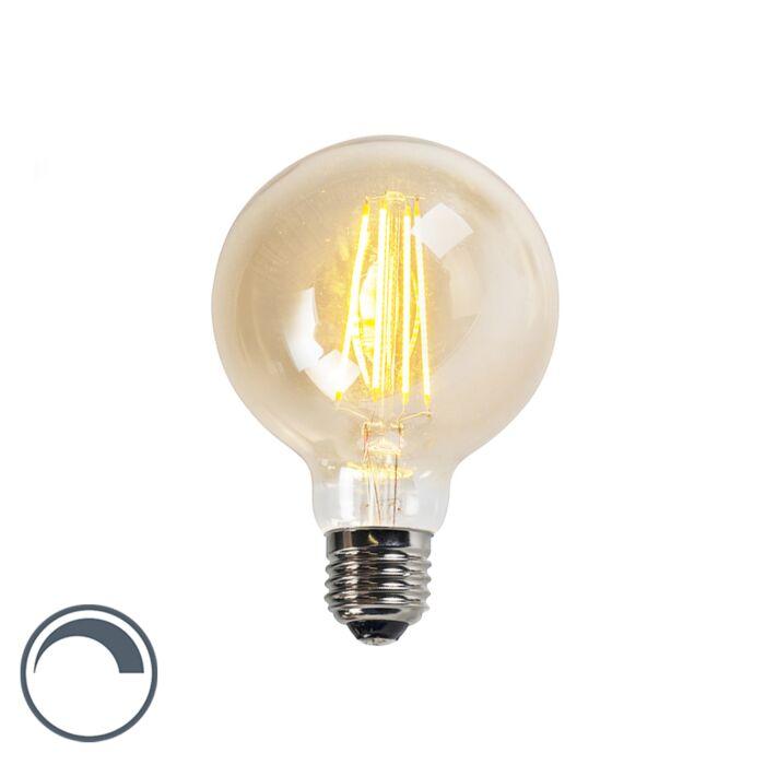 Bombilla-LED-filamento-dorada-5W-2200K-regulable