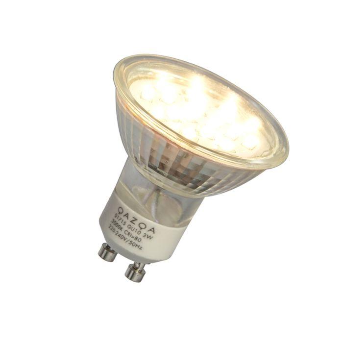 Bombilla-GU10-LED-3W-230-250LM-3000K