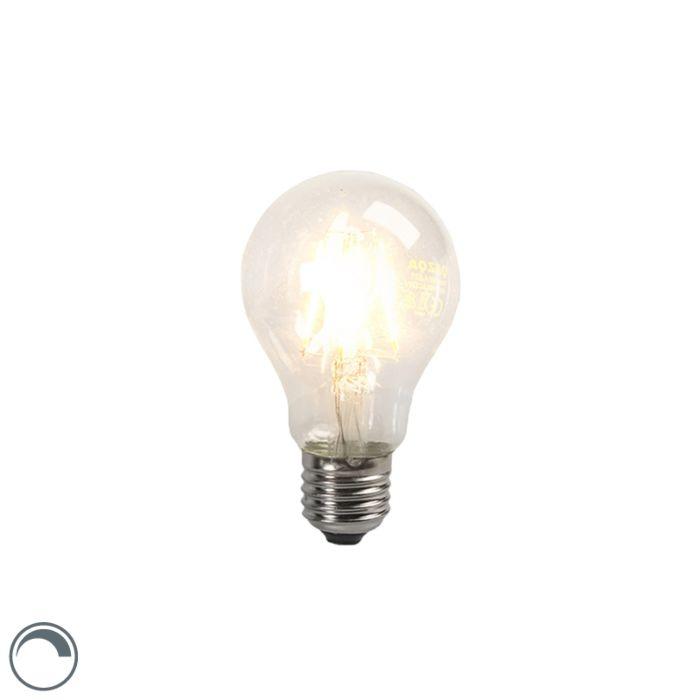 Bombilla-filamento-LED-E27-regulable-4W-390LM-2700K