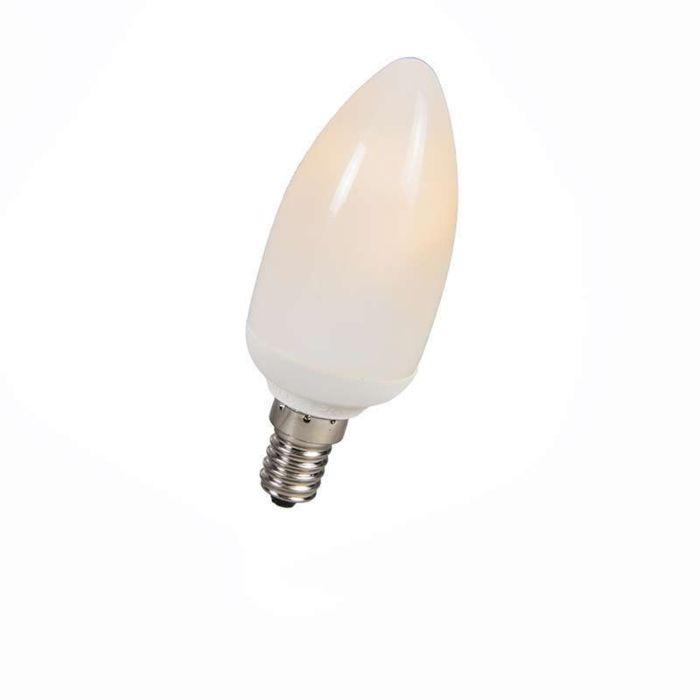 Bombilla-bajo-consumo-vela-E14-5W-=-(25W)