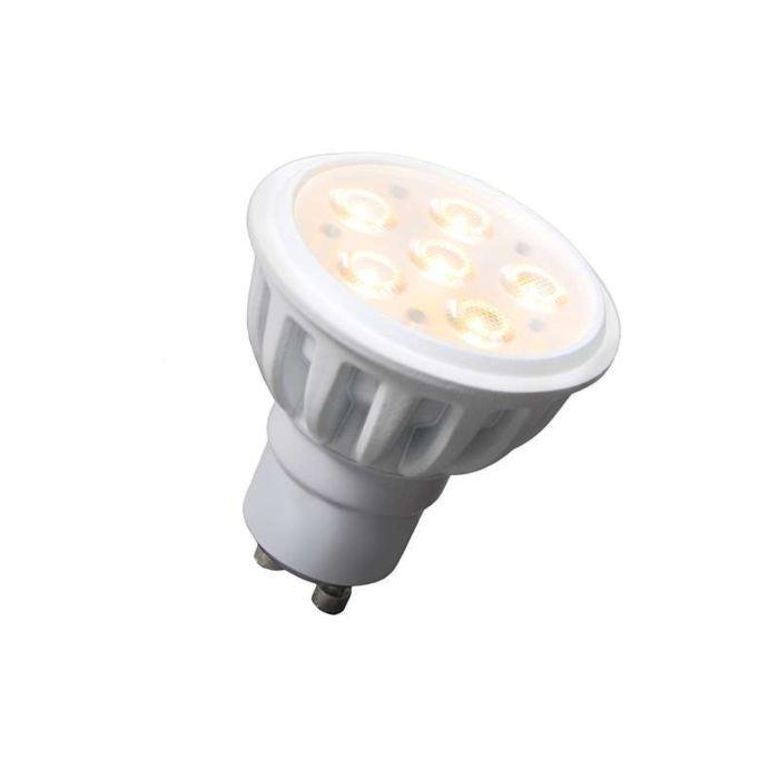 Bombilla-LED-GU10-6W-36°-blanco-cálido-440lm