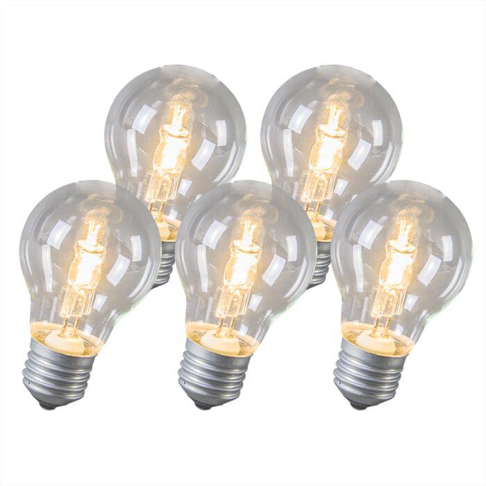Set-de-5-bombillas-halógenas-E27-53W