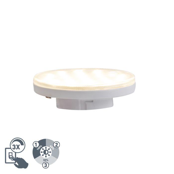 Bombilla-LED-regulable-3-niveles-GX53-3W-350-lm