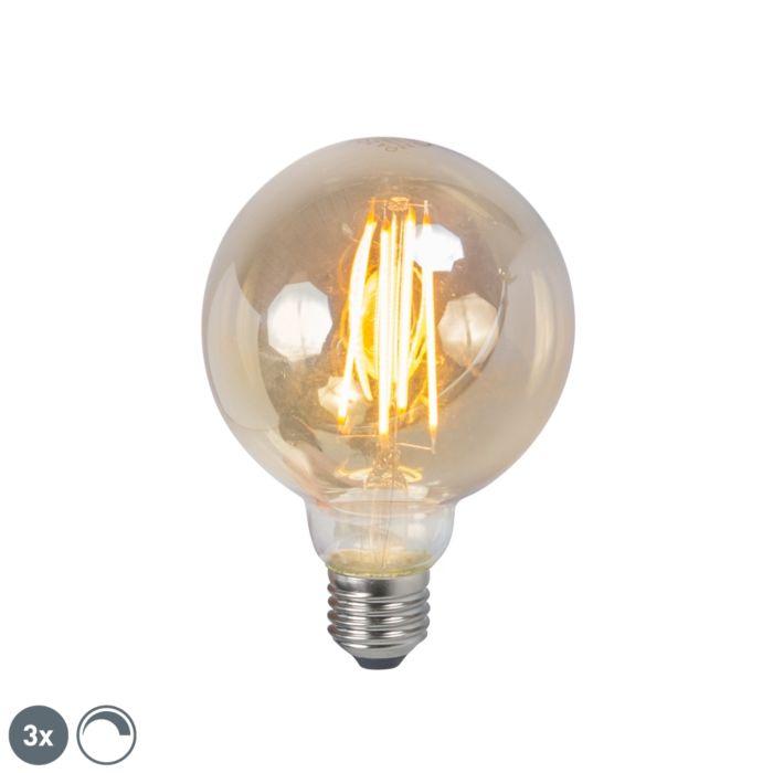Set-de-3-bombillas-LED-E27-5W-2200K-ahumado-regulable-