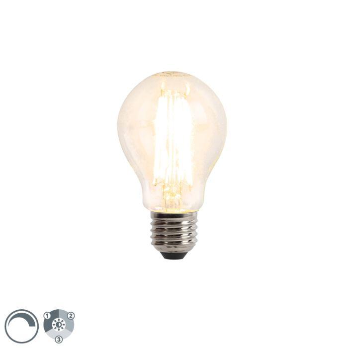 Bombilla-LED-E27-regulable-3-pasos-6W-480-lm-2700K