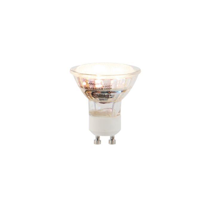 Bombilla-GU10-LED-3W-250LM-2200K