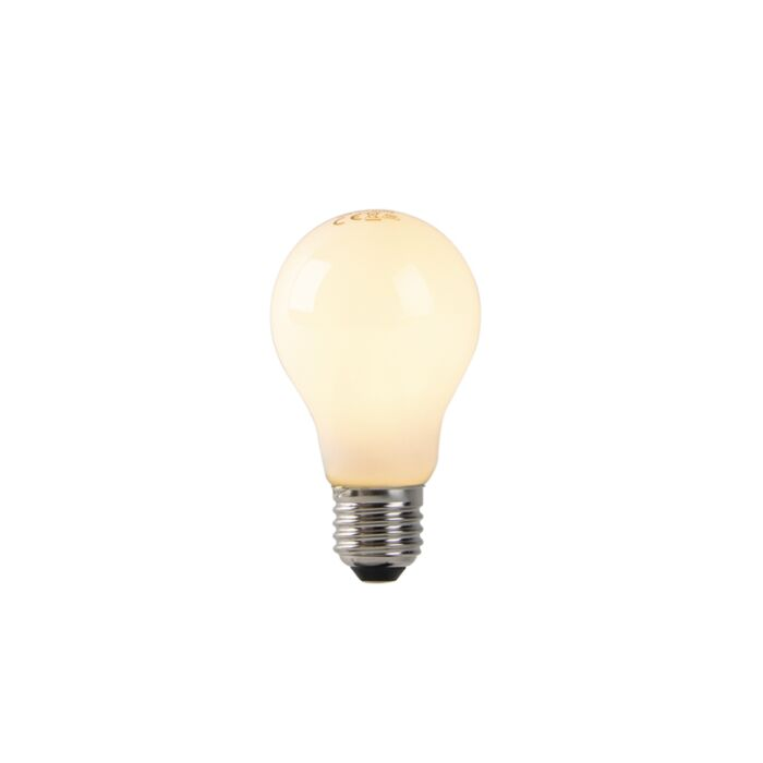 Bombillas-E27-LED-llama-A60-translúcida-3W-250-lm-2200K