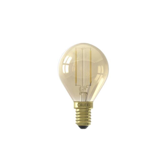 Bombilla-LED-E14-P45-goldline-2W-130-lm-2100K