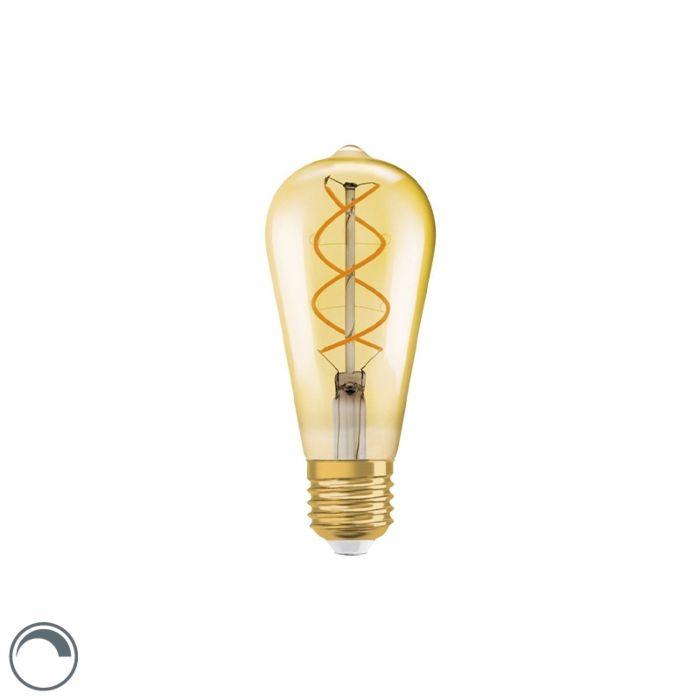 E27-dimbare-LED-lamp-ST64-goldline-4,5W-250-lm-2100K