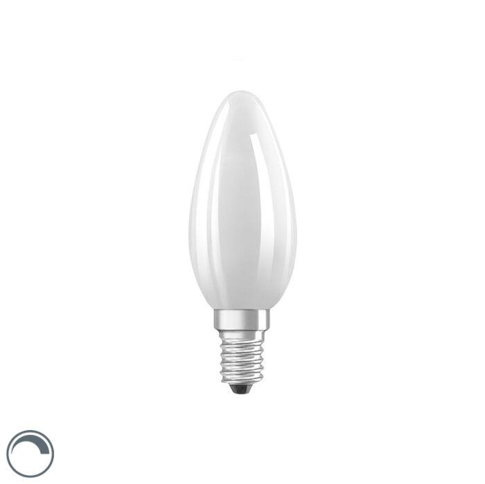Bombilla-vela-LED-regulable-E14-B35-mate-5W-470lm-2700K