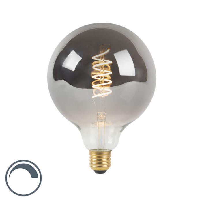 Bombilla-filamento-espiral-ahumado-LED-regulable-E27-4W-100lm-2100K