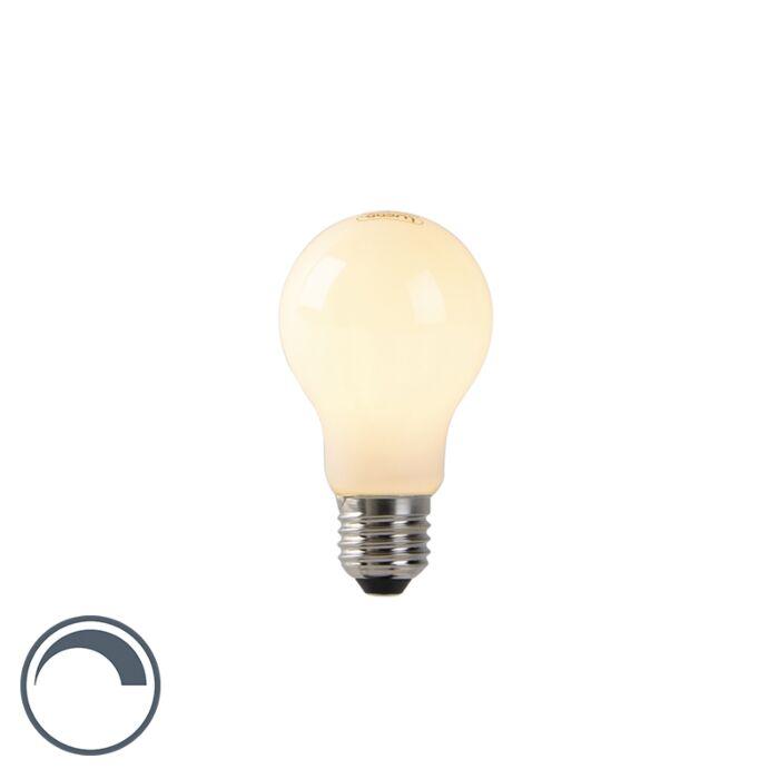 Bombilla-filamento-LED-regulable-E27-A60-vidrio-translúcido-4W-280lm-2200K