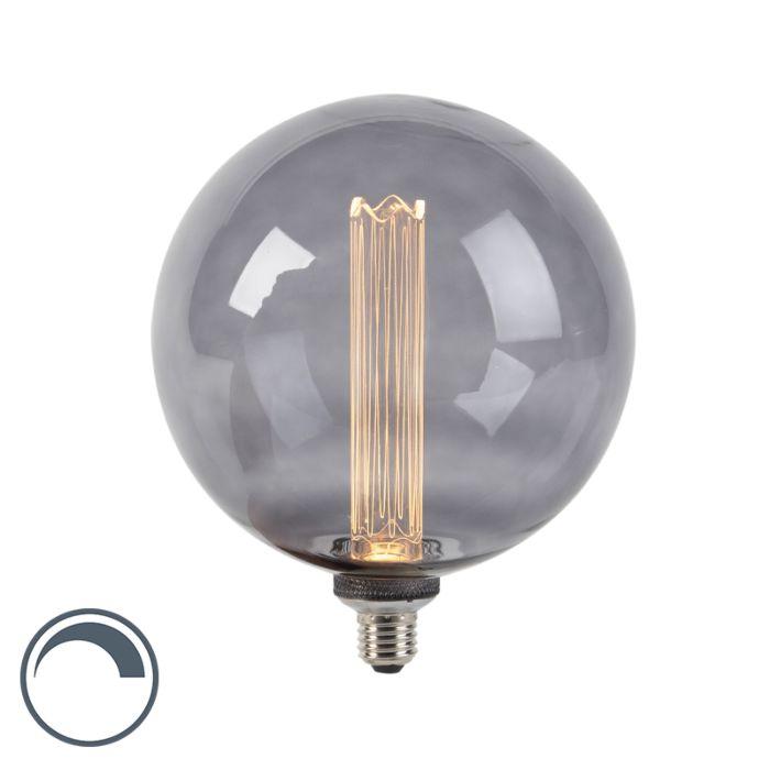 Bombilla-LED-ahumado-regulable-G200-E27-3.5W-2000K-