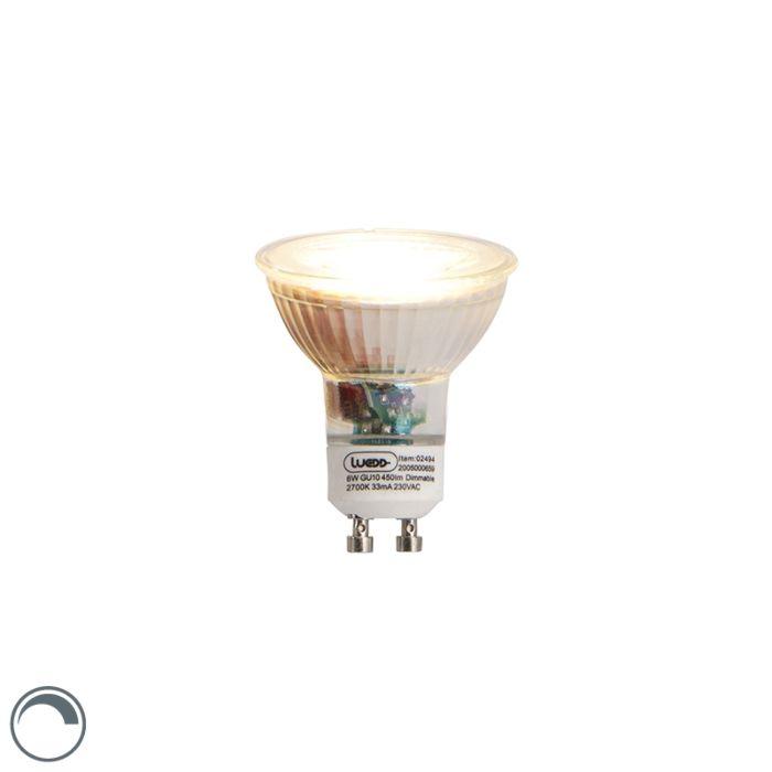 Bombilla-LED-GU10-regulable-6W-450-lm-2700K