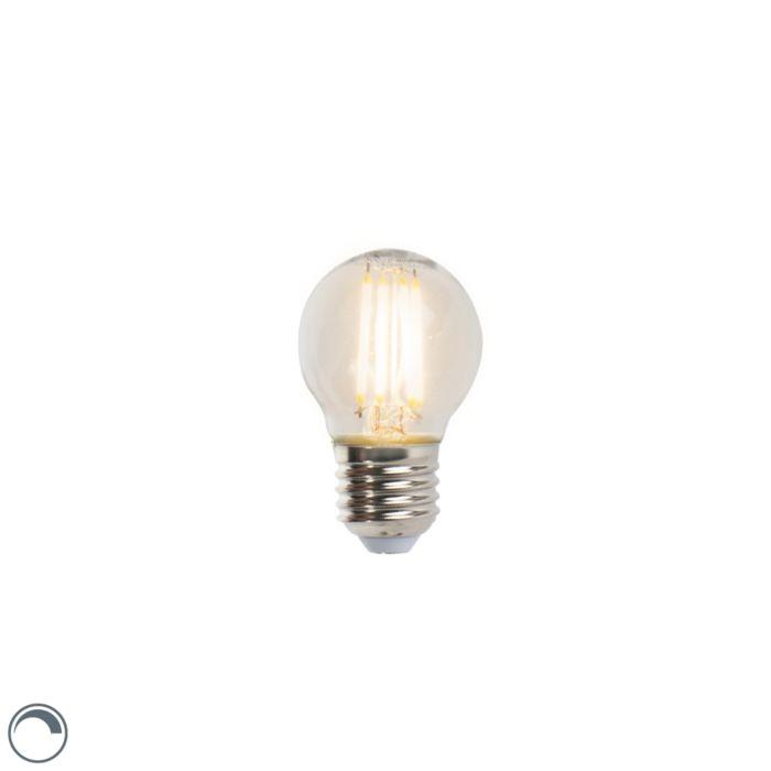 Bombilla-filamento-E27-LED-regulable-P45-5W-470lm-2700K