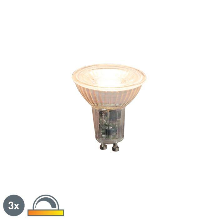 Set-de-3-bombillas-LED-regulables-GU10-5.5W-360lm-2000K-2700K