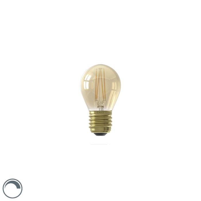 E27-dimbare-LED-filament-lamp-P45-goud-3,5W-200-lm-2100K