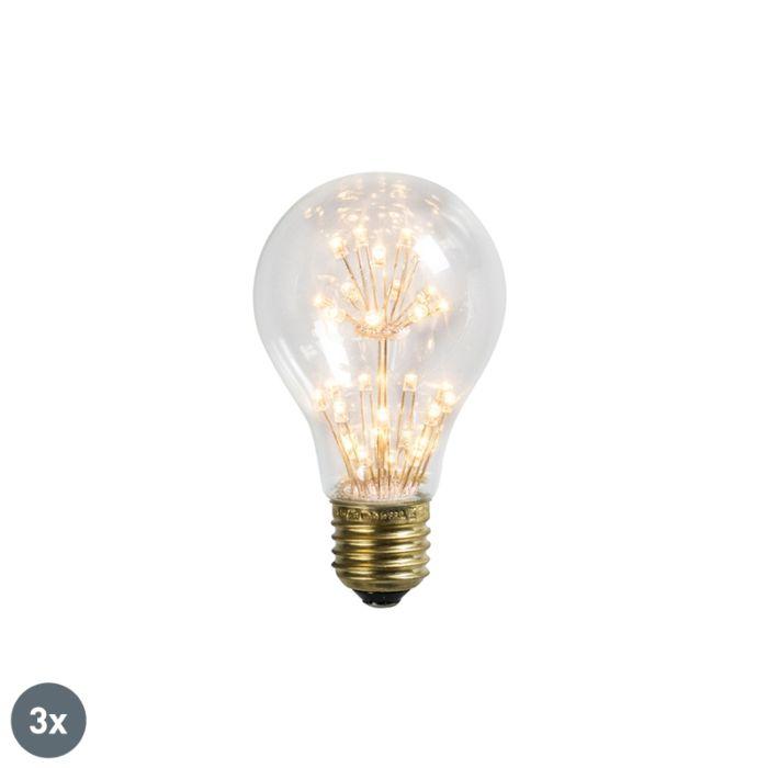 Set-3-bombillas-LED-E27-1.4W-/-136LM