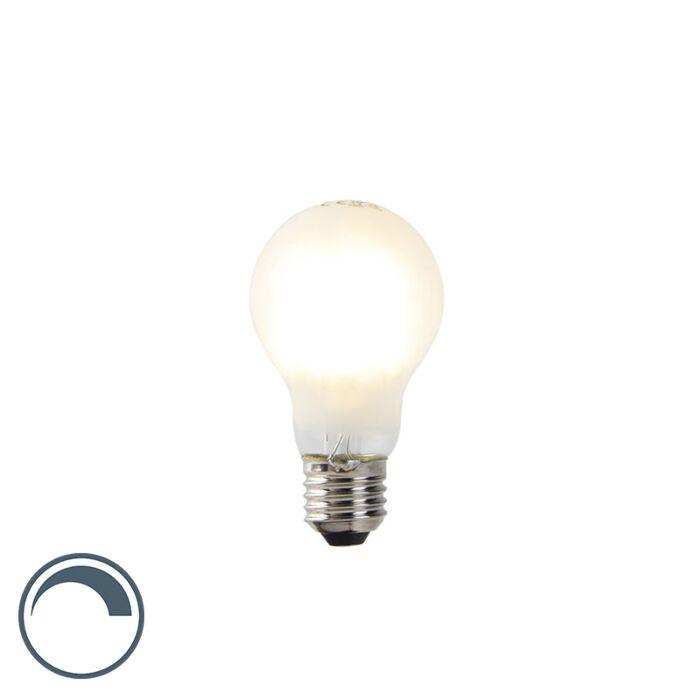 Bombilla-LED-regulable-translúcida-E27-A60-7W-780-lm-2700K