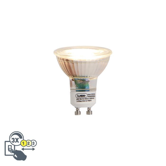 Bombilla-LED-GU10-3estados-2000-2700K-6W-450-lm