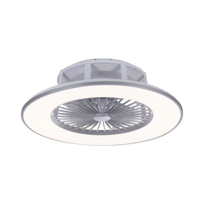 Ventilador-de-techo-diseño-gris-LED-2700---5000K---MAKI