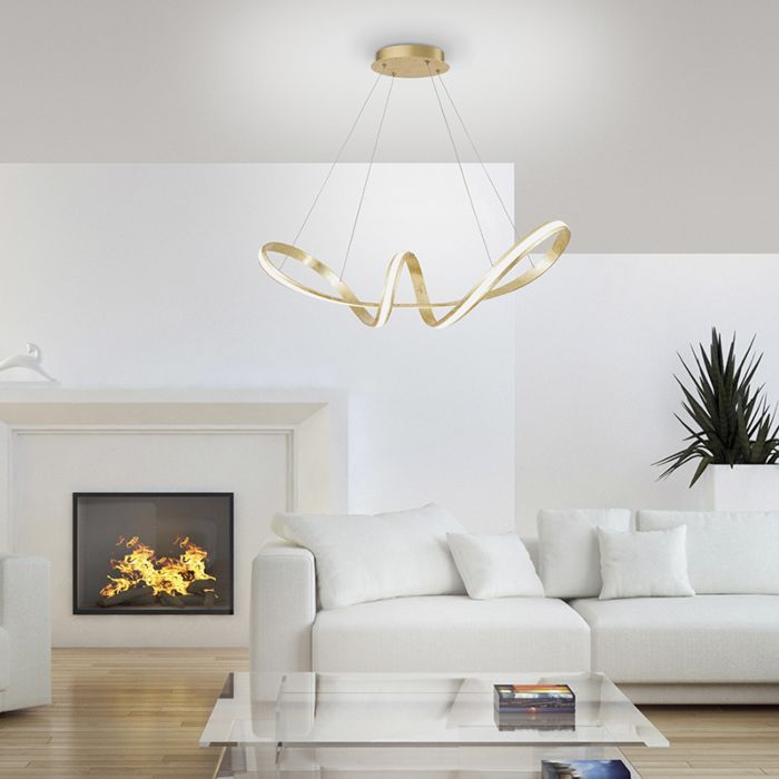 Lámpara-colgante-diseño-dorado-LED-80cm---BELINDA-