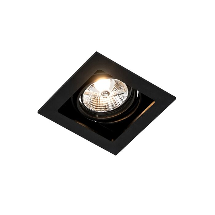 Foco-empotrable-negro-orientable---Artemis-70